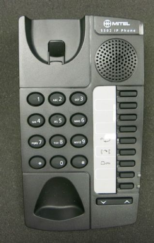 Mitel 5302 IP Business Phone VOIP Telephone 50005421 No Handset